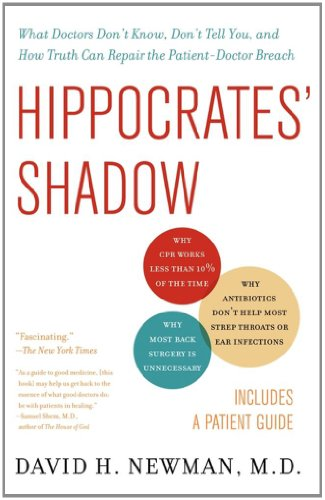 Hippocrates' Shadow  N/A edition cover