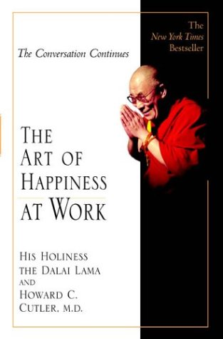 Art of Happiness at Work   2003 edition cover
