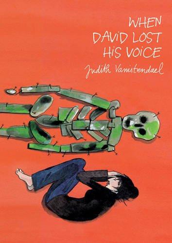 When David Lost His Voice   2012 edition cover