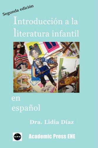 Introduccion a la Literatura Infantil en Espanol:  2008 edition cover