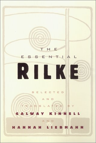 Essential Rilke   2000 9780060956547 Front Cover