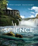 Environmental Science  13th 2015 edition cover