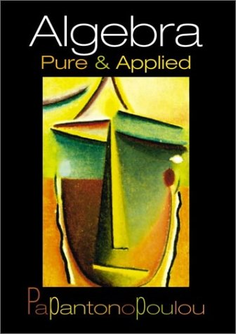 Algebra Pure and Applied  2002 edition cover