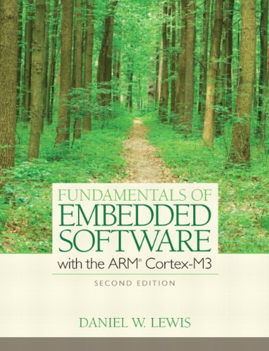 Fundamentals of Embedded Software  2nd 2013 (Revised) edition cover