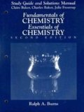 Fundamentals of Chemistry 2nd 1995 (Student Manual, Study Guide, etc.) 9780133430547 Front Cover