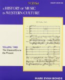 History of Music in Wester  4th 2014 edition cover