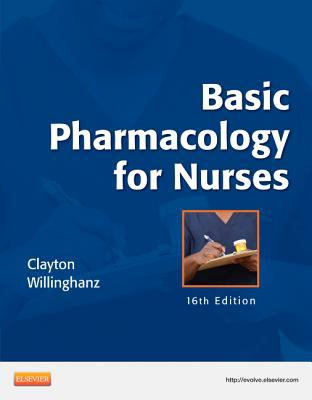 Basic Pharmacology for Nurses  16th 2013 edition cover