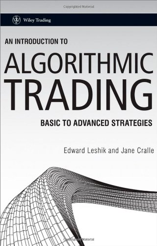 Introduction to Algorithmic Trading Basic to Advanced Strategies 2nd 2011 9780470689547 Front Cover