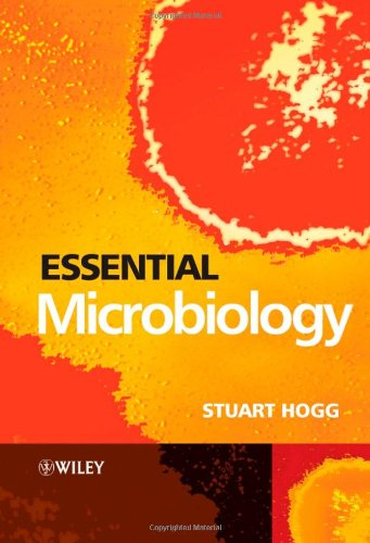 Essential Microbiology   2005 edition cover