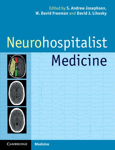 Neurohospitalist Medicine   2011 edition cover