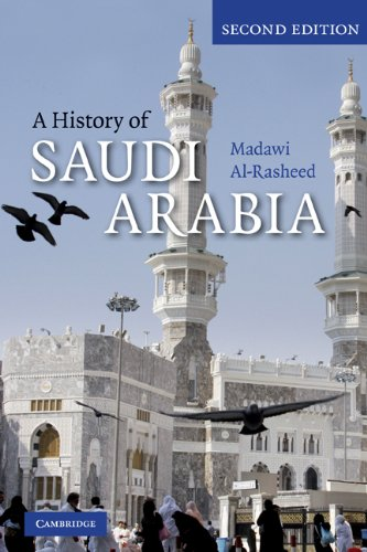 History of Saudi Arabia  2nd 2010 (Revised) edition cover