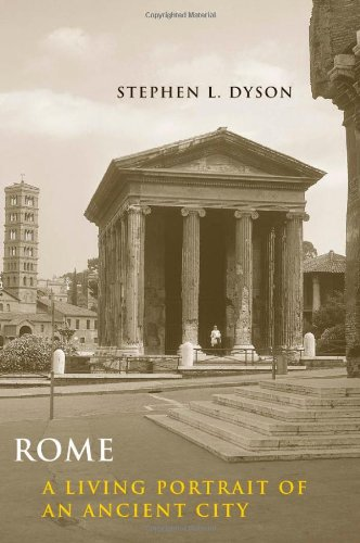 Rome A Living Portrait of an Ancient City  2009 edition cover