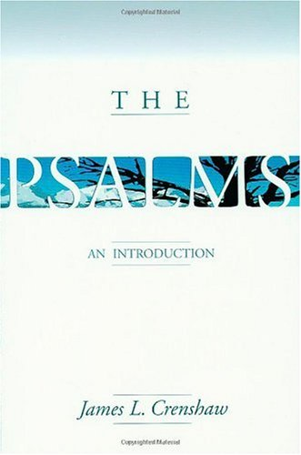 Psalms An Introduction  2001 edition cover