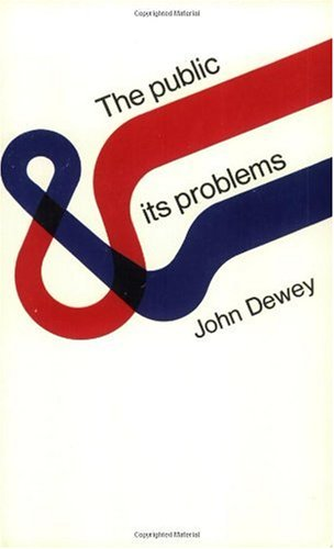 Public and Its Problems  N/A edition cover