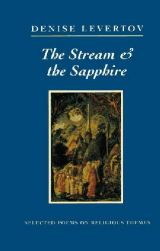Stream and the Sapphire Selected Poems on Religious Themes N/A edition cover