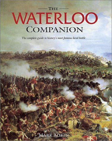 Waterloo Companion  N/A edition cover