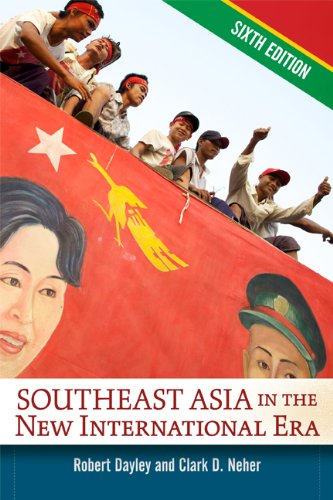Southeast Asia in the New International Era  6th 2013 edition cover