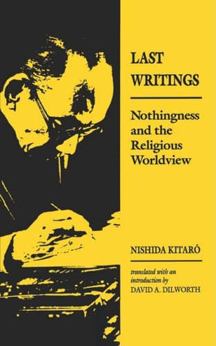 Last Writings Nothingness and the Religious Worldview  1993 edition cover
