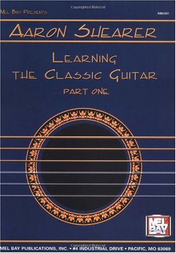 Learning the Classic Guitar  N/A edition cover