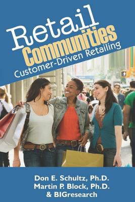 Retail Communities  N/A 9780981941547 Front Cover