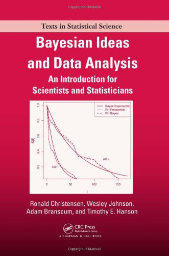 Bayesian Ideas and Data Analysis An Introduction for Scientists and Statisticians  2010 9781439803547 Front Cover