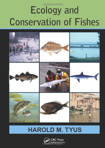 Ecology and Conservation of Fishes   2011 edition cover