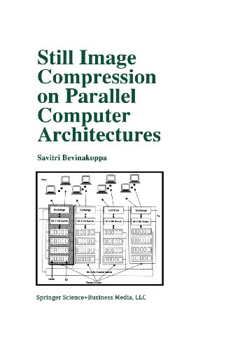 Still Image Compression on Parallel Computer Architectures   1999 edition cover