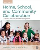 Home, School, and Community Collaboration: Culturally Responsive Family Engagement  2015 edition cover