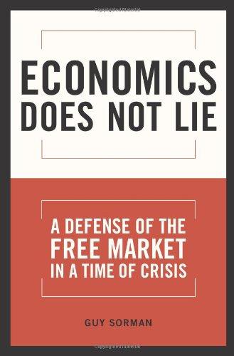 Economics Does Not Lie   2009 edition cover