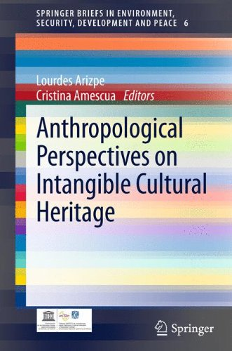 Anthropological Perspectives on Intangible Cultural Heritage   2013 edition cover