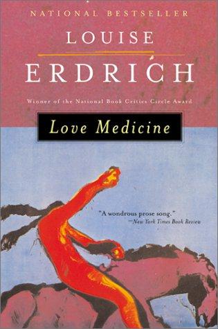 Love Medicine  Expurgated edition cover