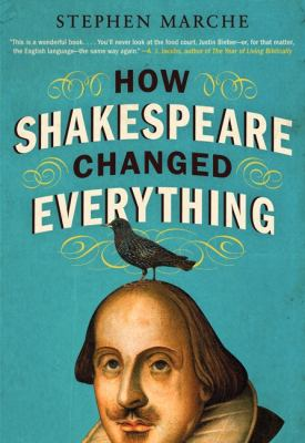 How Shakespeare Changed Everything   2011 edition cover