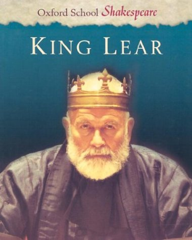 King Lear  2nd 2002 edition cover