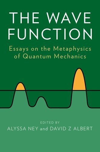 Wave Function Essays on the Metaphysics of Quantum Mechanics  2013 edition cover