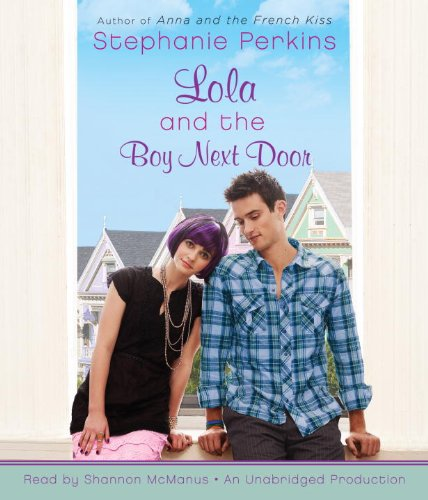 Lola and the Boy Next Door:  2011 edition cover