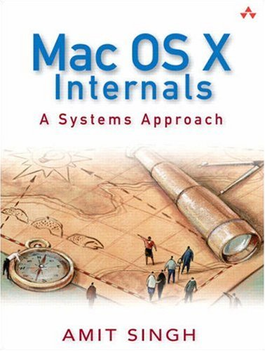 Mac OS X Internals A Systems Approach  2006 edition cover