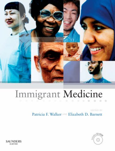 Immigrant Medicine   2007 edition cover