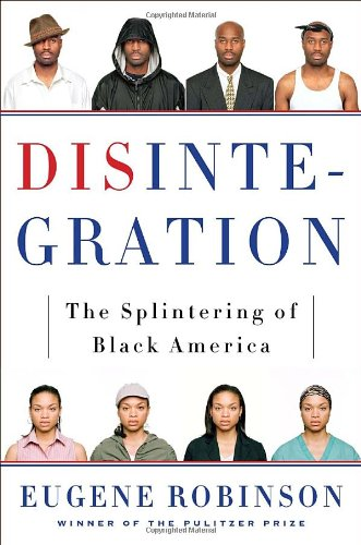 Disintegration The Splintering of Black America  2010 edition cover