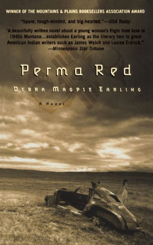 Perma Red  Reprint edition cover