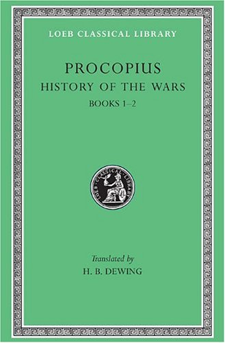 History of the Wars   1914 edition cover