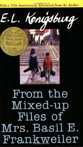 From the Mixed-up Files of Mrs. Basil E. Frankweiler  35th 2002 (Anniversary) edition cover