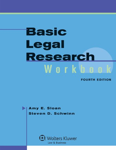 Basic Legal Research  4th (Revised) edition cover