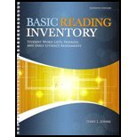 BASIC READING INVENT.-STUD.WOR N/A edition cover