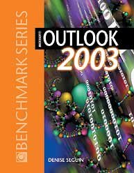 Microsoft Outlook 2003 : Student Courseware; Text 1st 2005 9780763821548 Front Cover