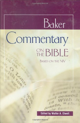 Baker Commentary on the Bible  N/A edition cover