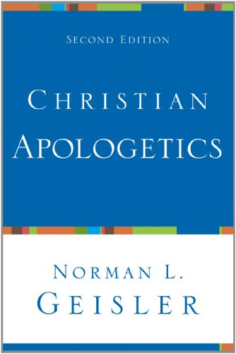 Christian Apologetics  2nd edition cover