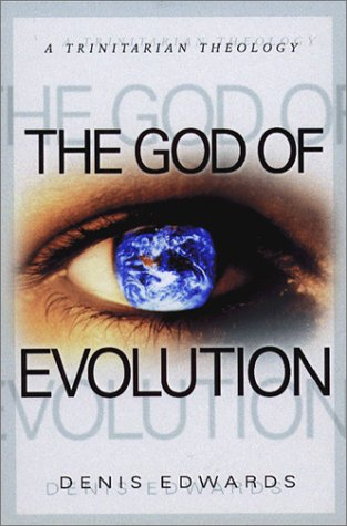 God of Evolution Trinitarian Theology in the Light of Evolutionary Biology N/A edition cover