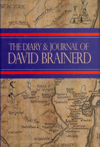 Diary and Journal of David Brainerd   2007 edition cover