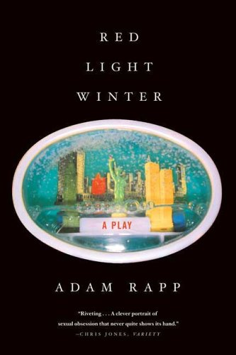 Red Light Winter A Play  2006 edition cover