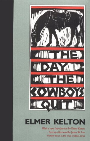 Day the Cowboys Quit  Reprint  edition cover